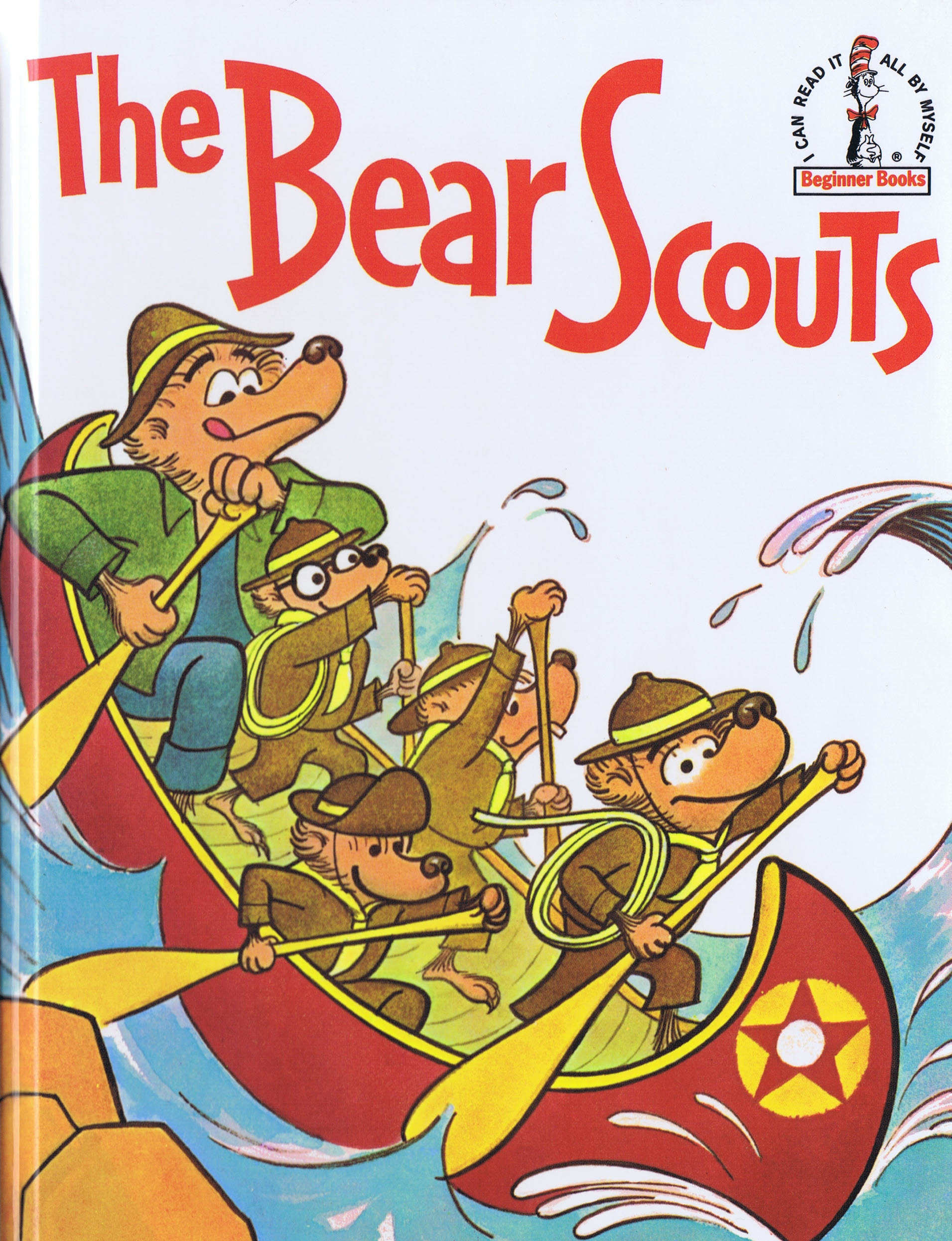 book 4 the bear scouts the berenstain bears blog