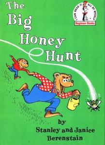 Big Honey Hunt - 1st edition