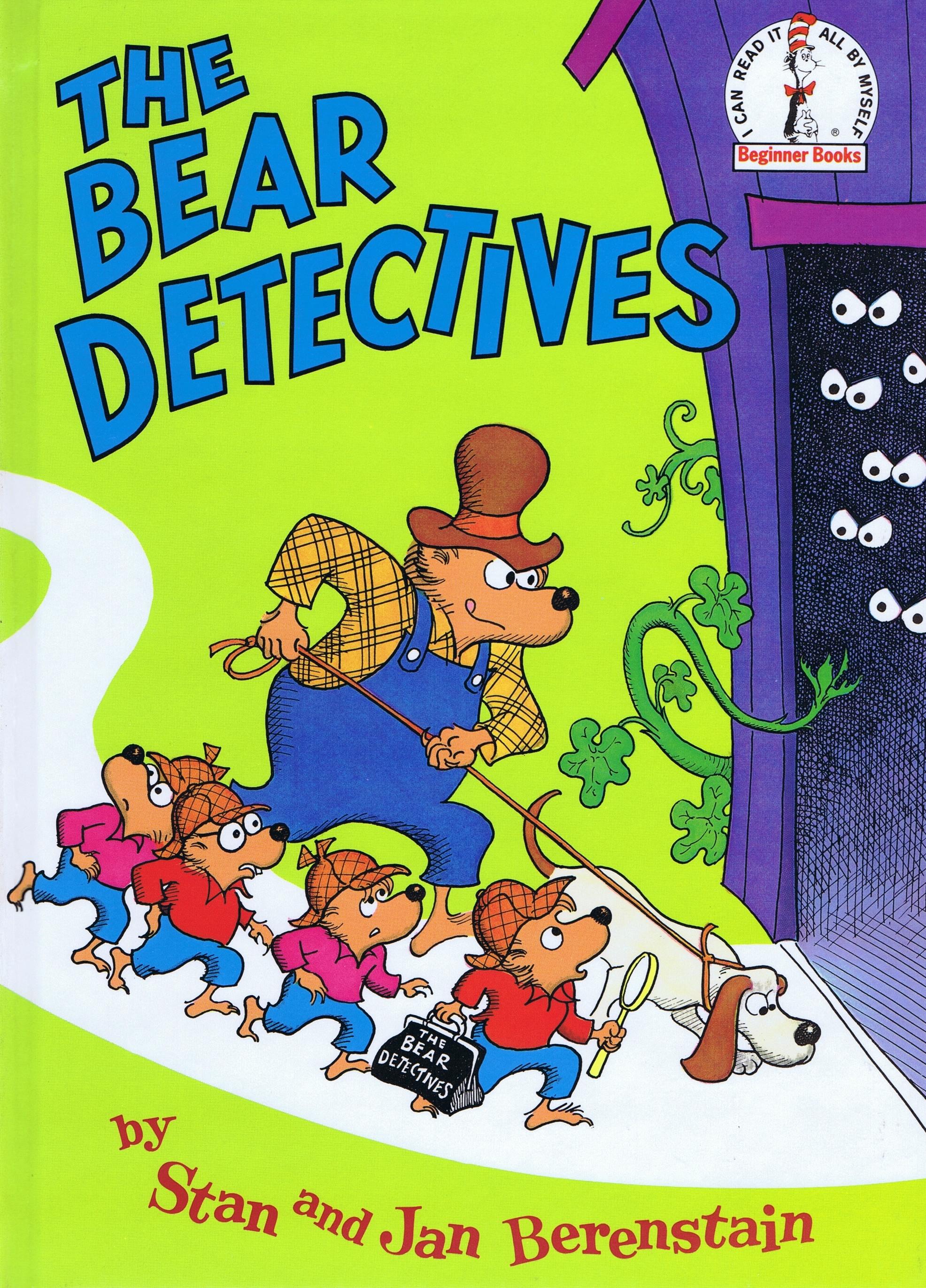 The bear detectives under inspection the berenstain bears blog