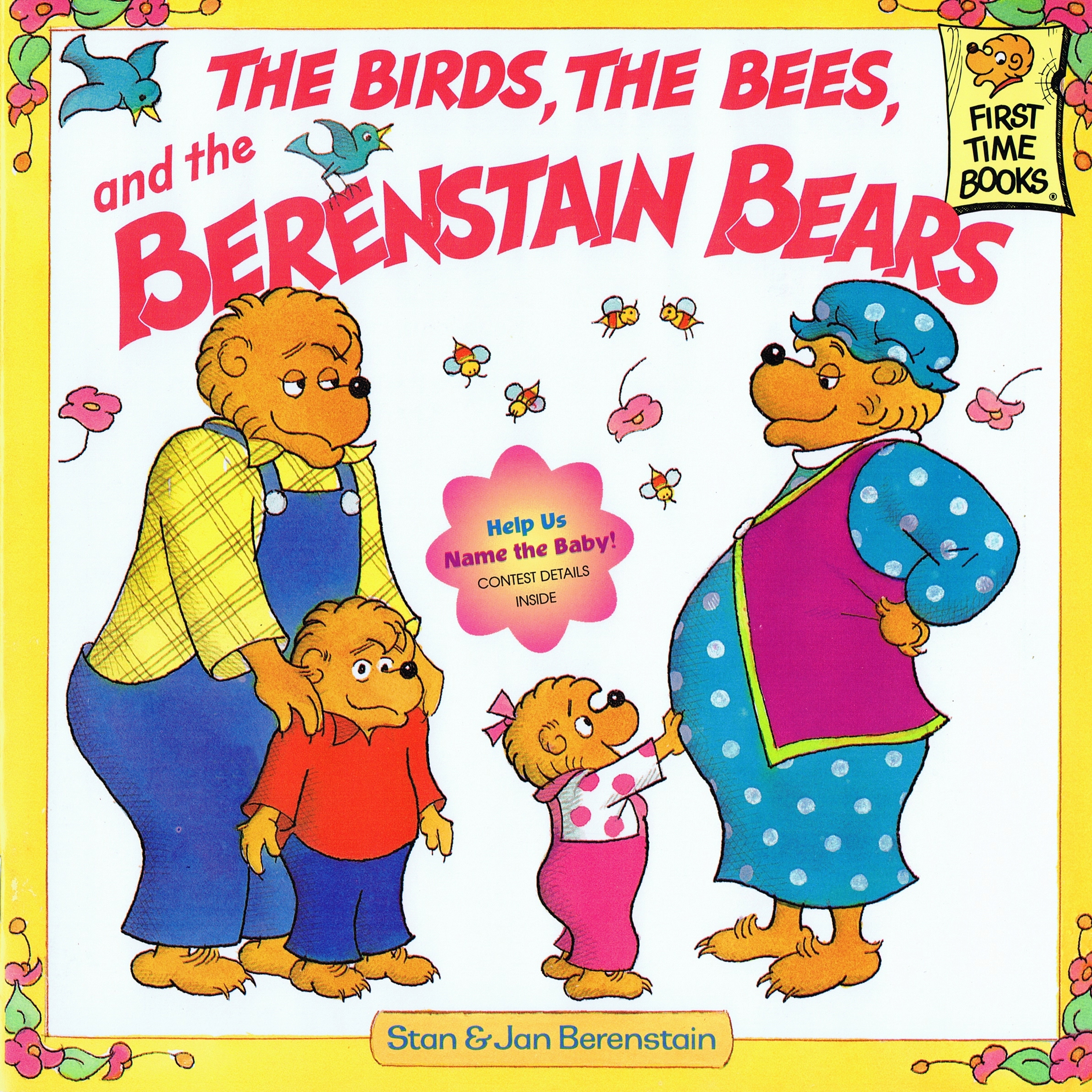 The Berenstain Bears And Baby Makes Five The Berenstain