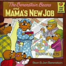 Mama's New Job Cover