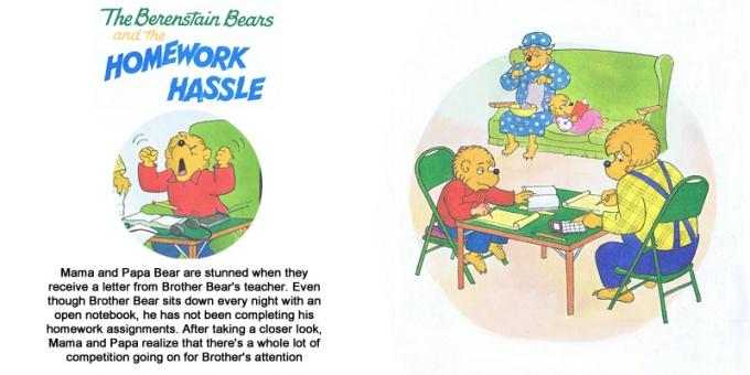 Homework Hassle
