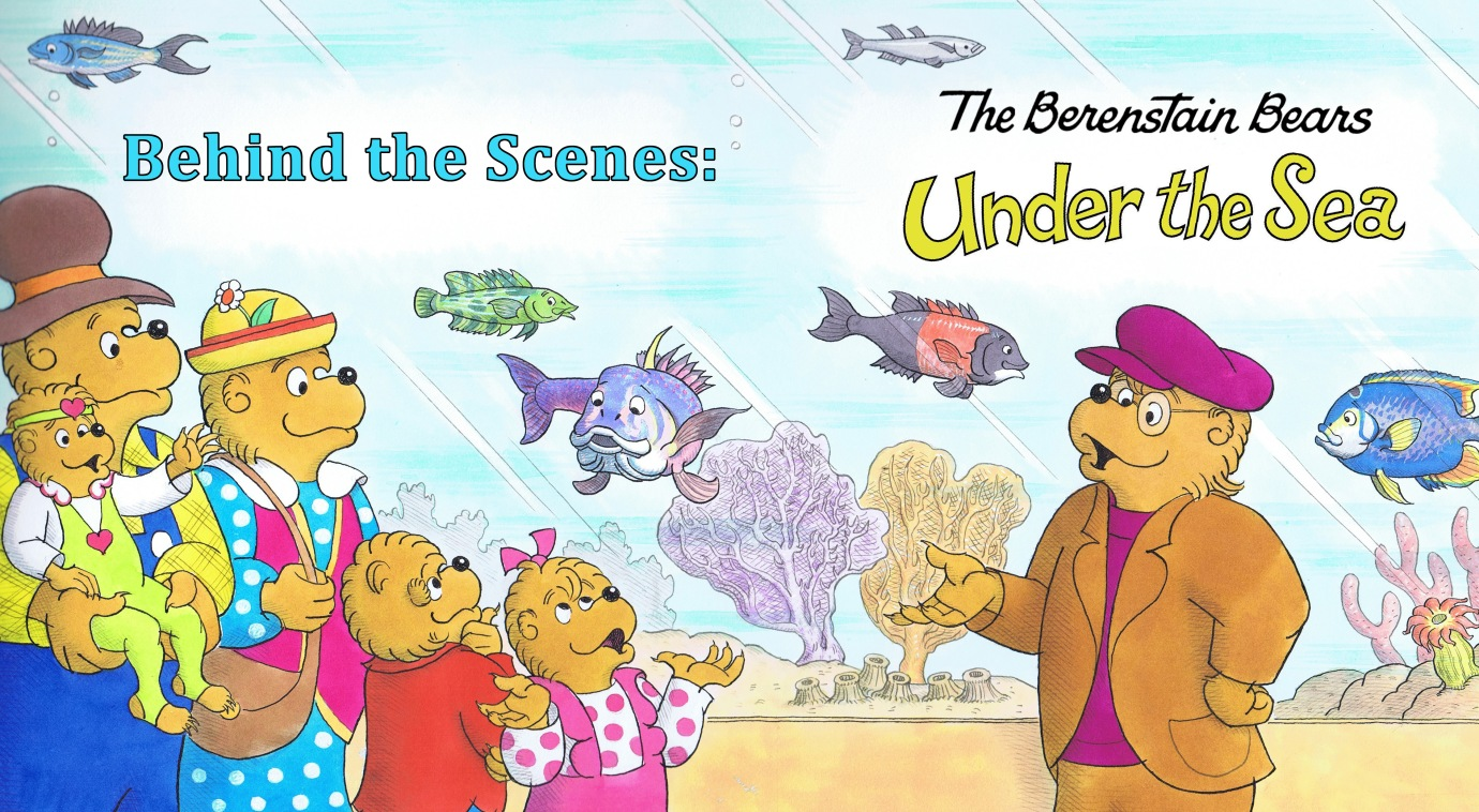 Behind the Scenes under the Sea
