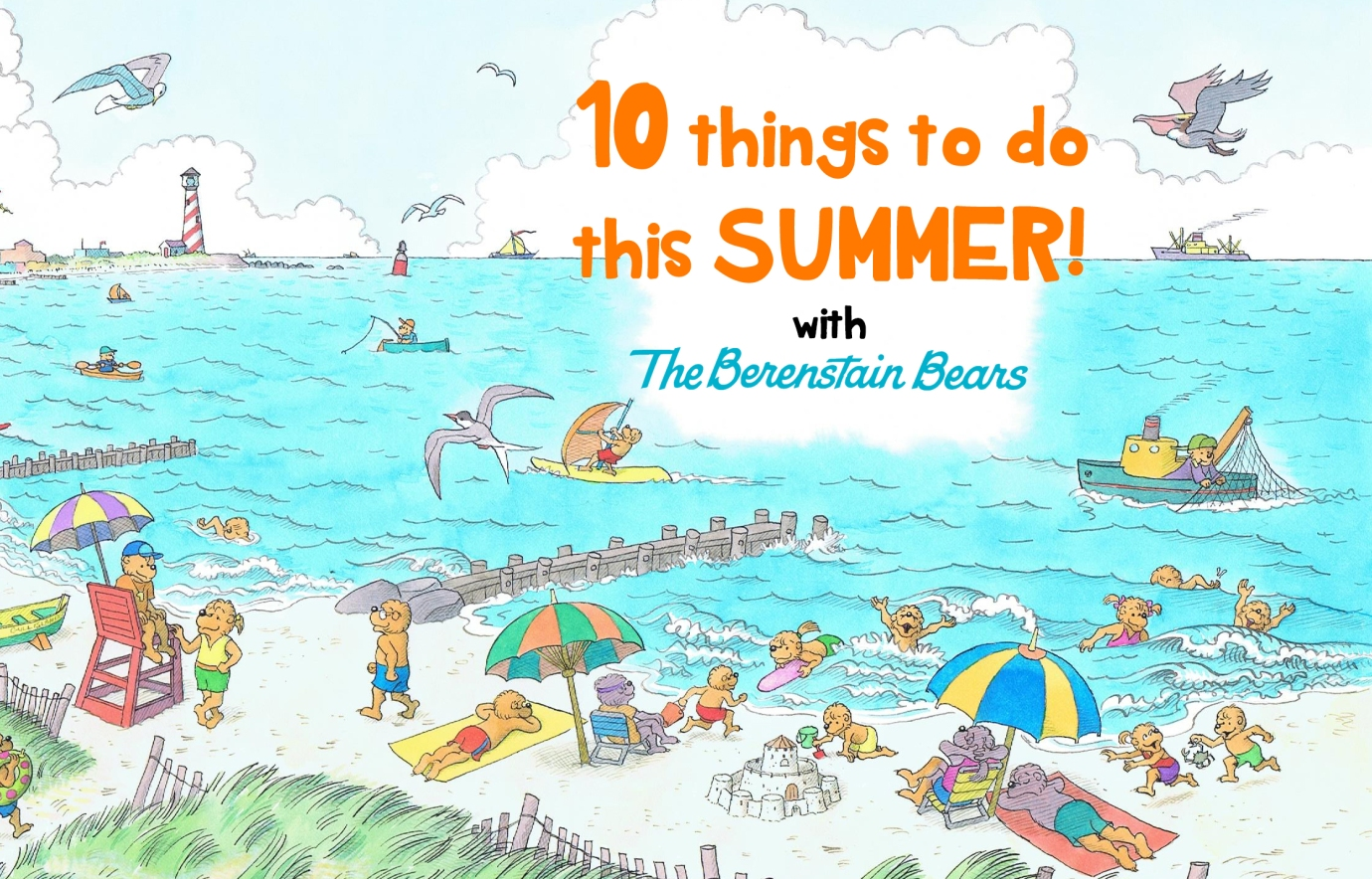 Header 10 things to do this summer