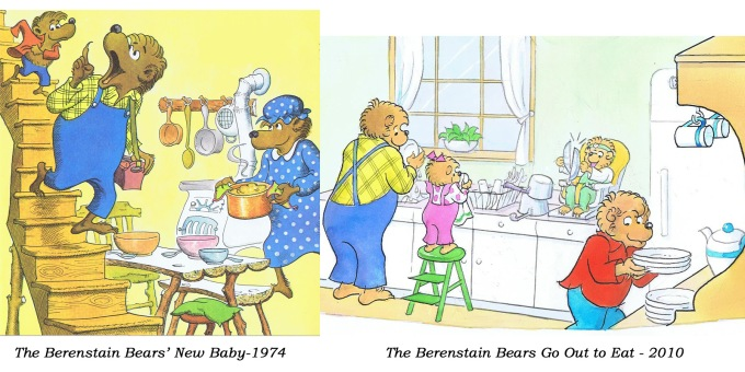 Bears kitchen