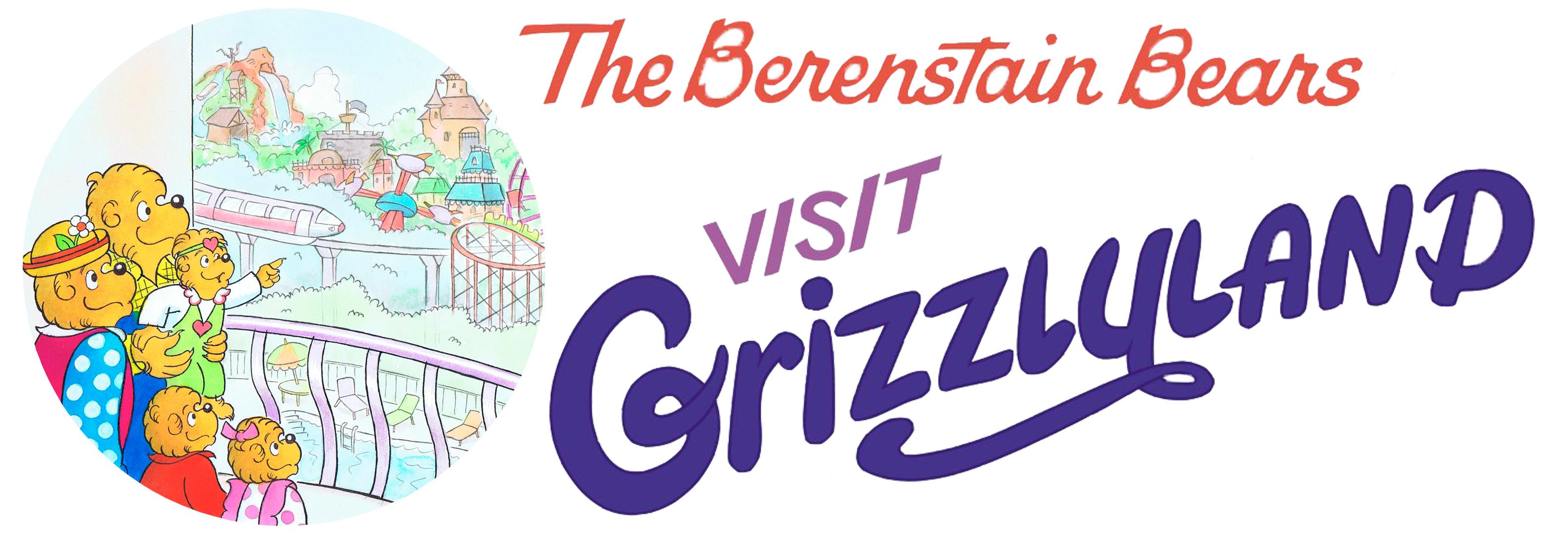 Visit Grizzlyland Title