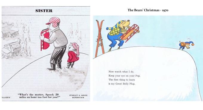 Drawing Inspiration - Bears' Christmas