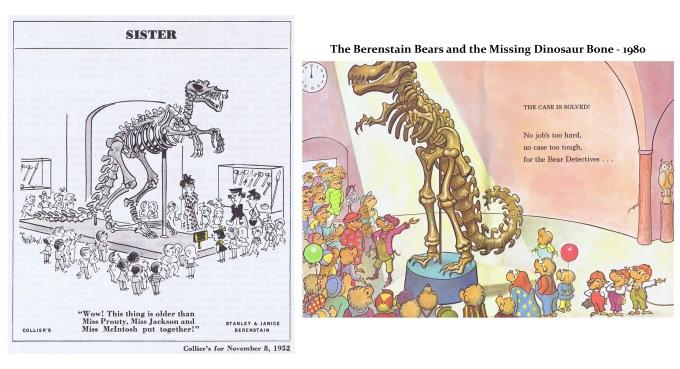 Drawing Inspiration - Dinosaur Bone