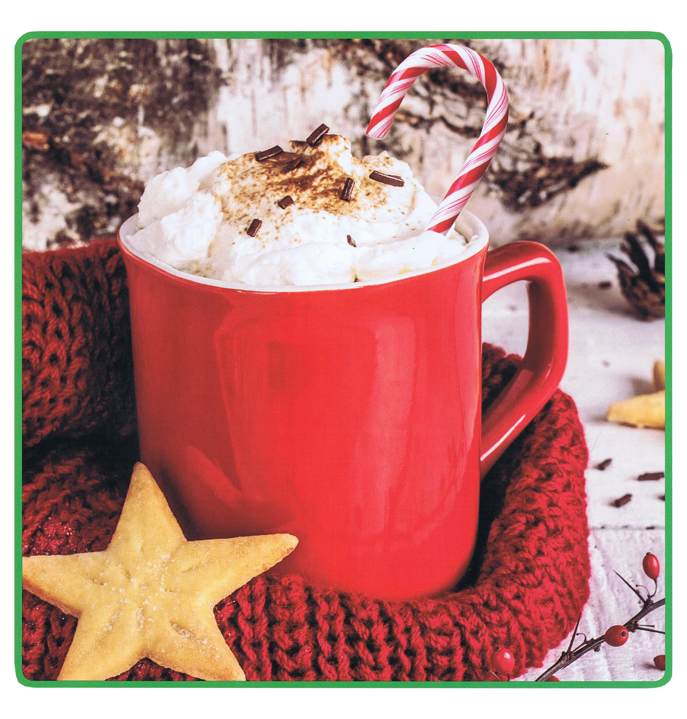 hot chocolate image