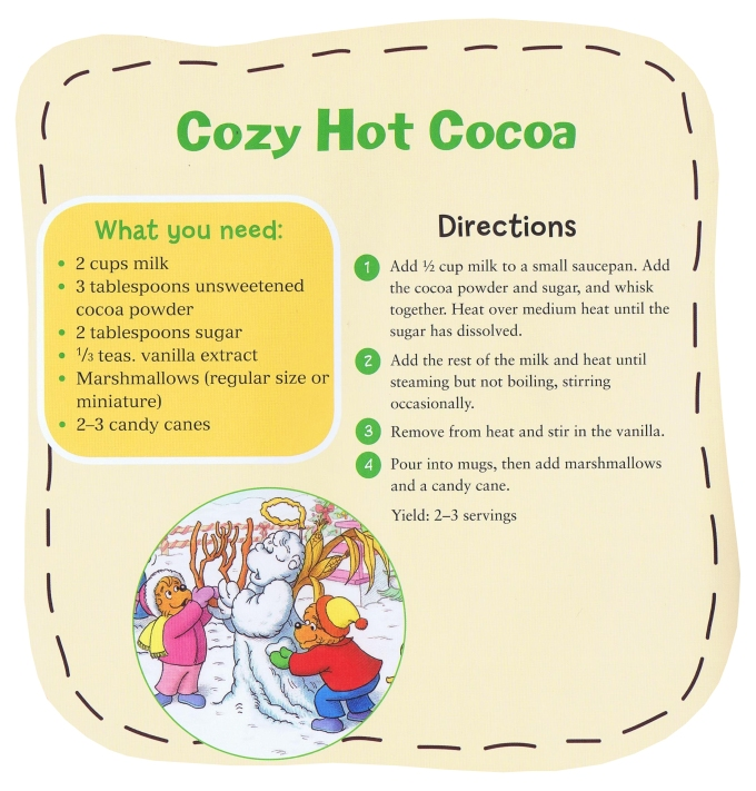 hot cocoa recipe image