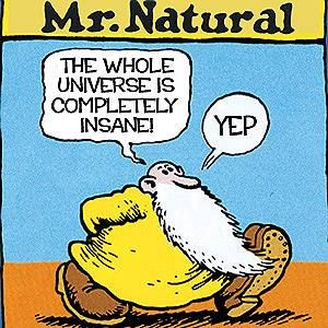 "R. Crumb's ""Mr. Natural"""