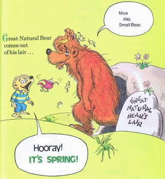 """Great Natural Bear"" in the Bears' Almanac"