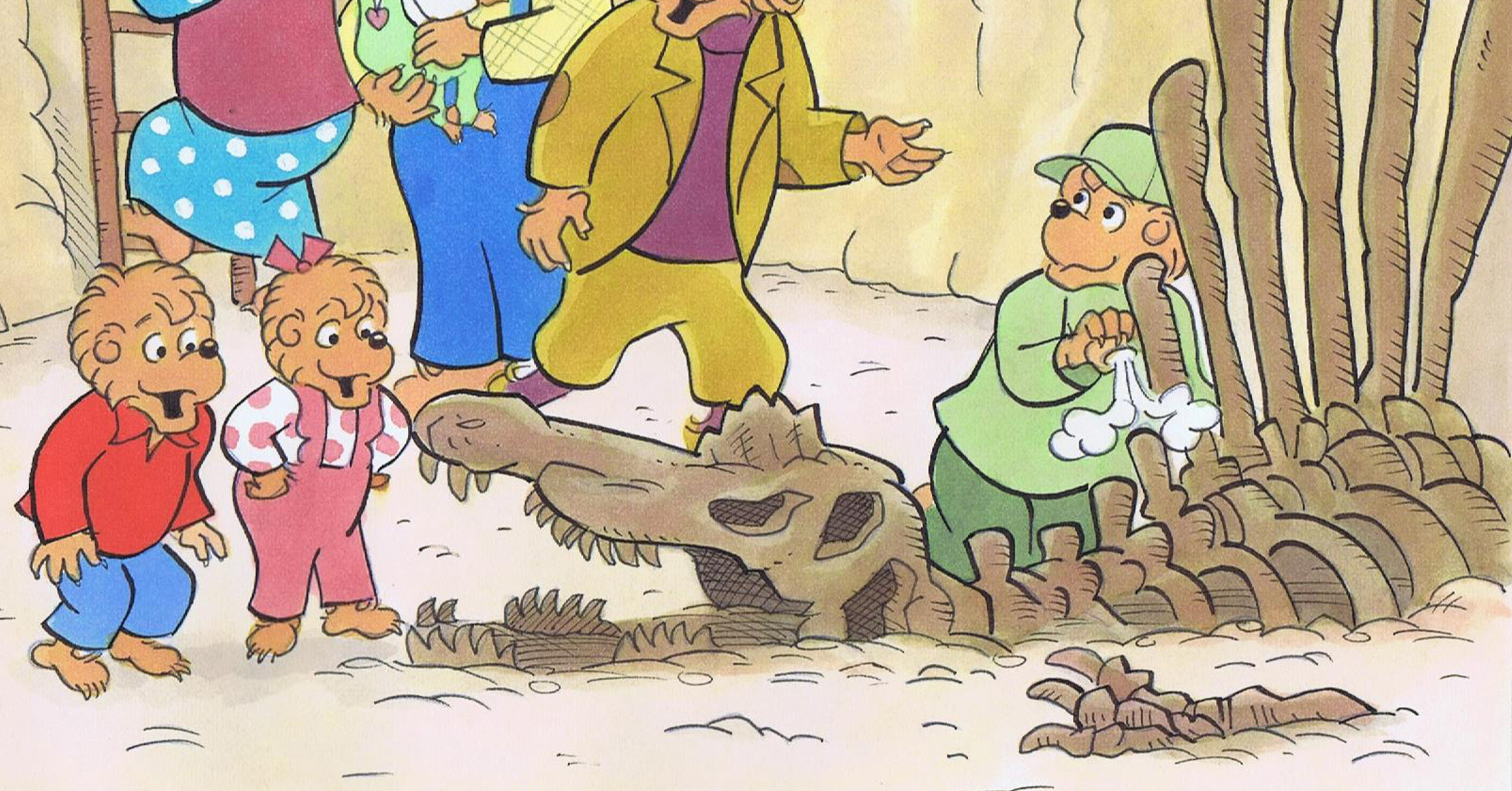 Dino Dig Image