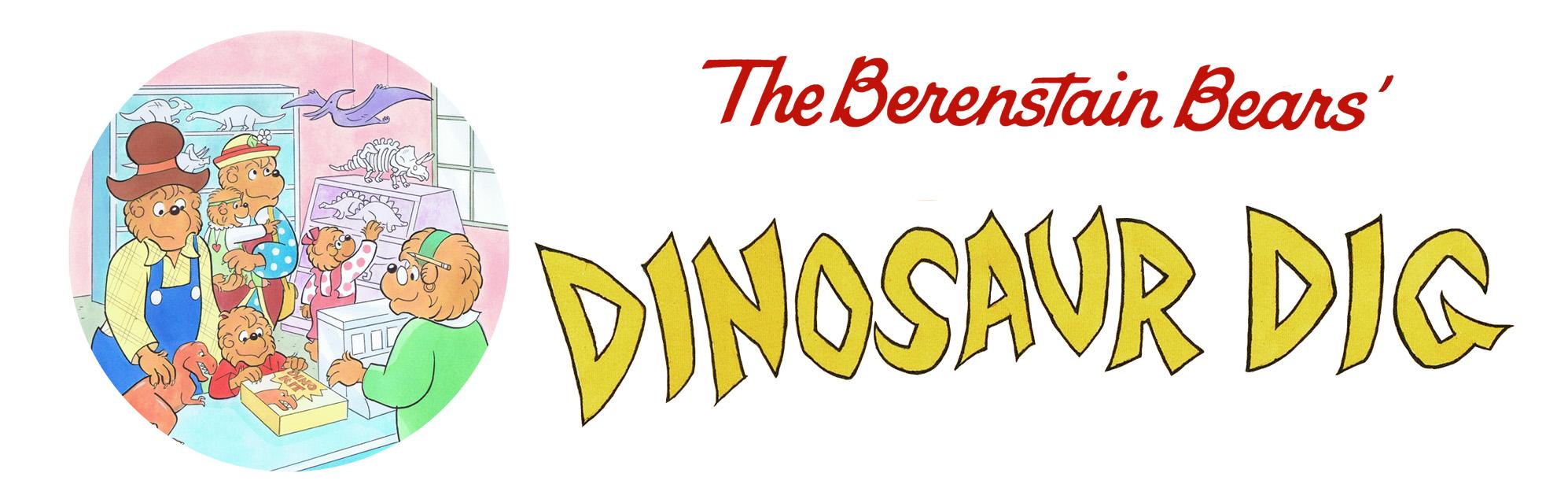 Dinosaur Dig Header