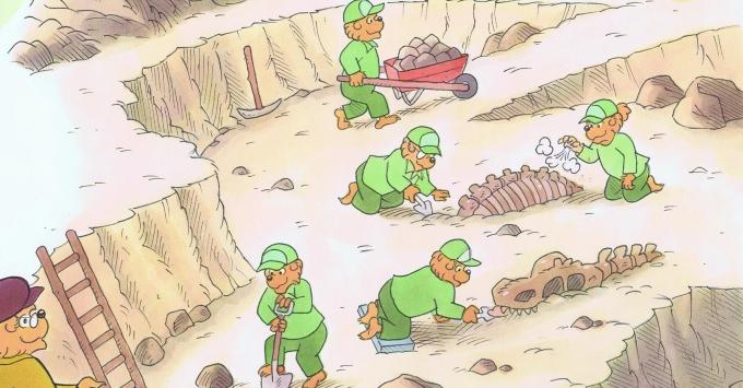 Dinosaur Dig Image