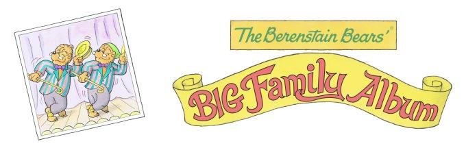 Big Family Album title