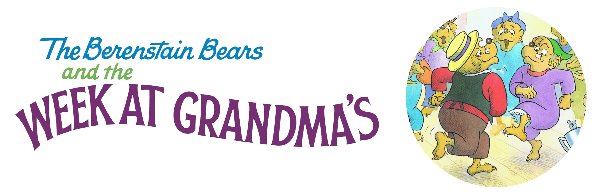 Week at grandmas logo