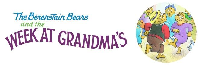 Week at grandmas logo
